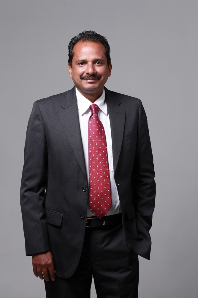 Vivek Gupta, co-founder and director, ISON Group.