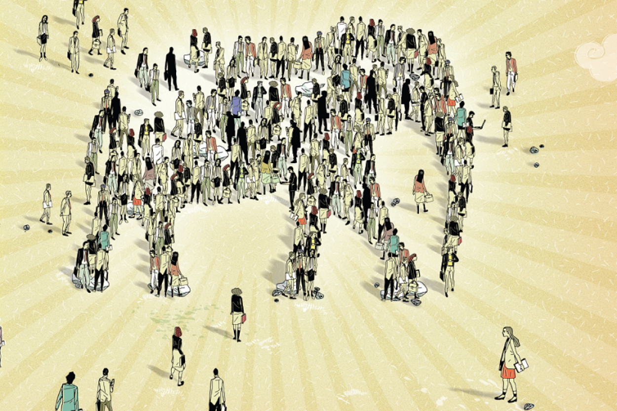 The making of giants