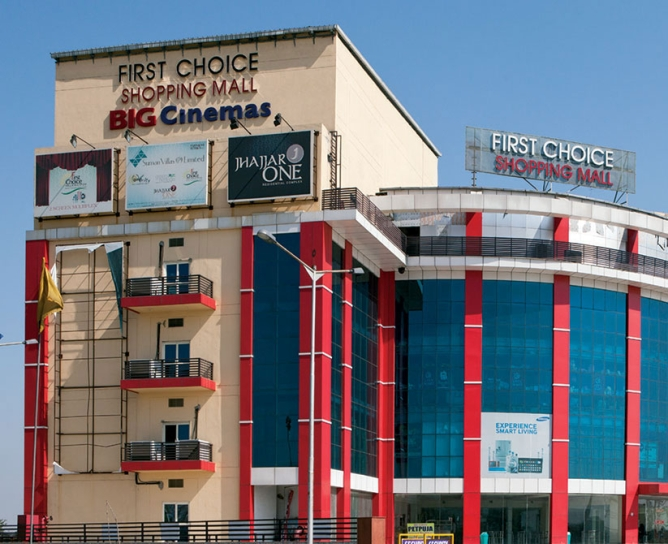 Big Cinemas in Jhajjar, Haryana