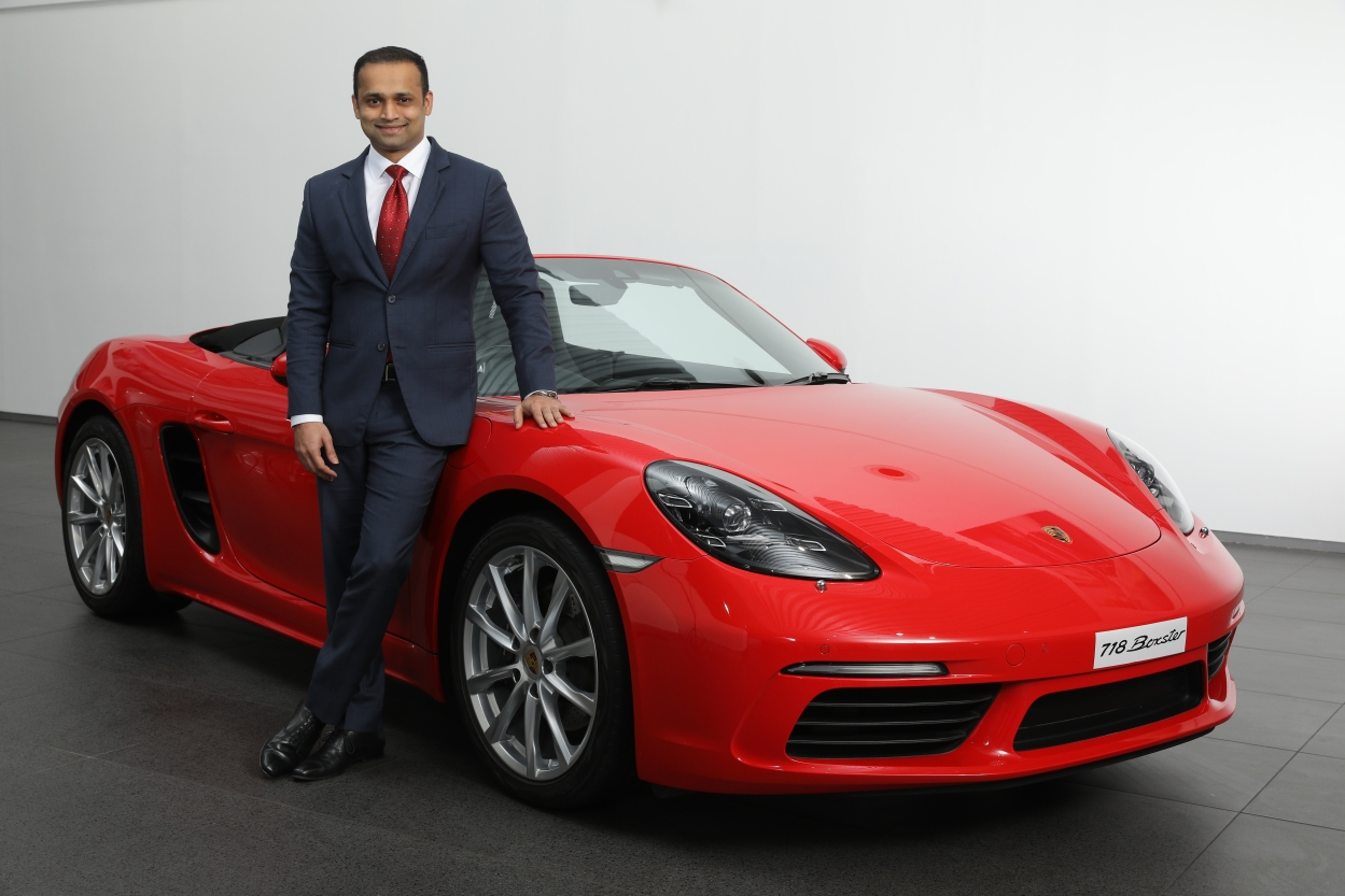 718 ways Porsche fixed its India business