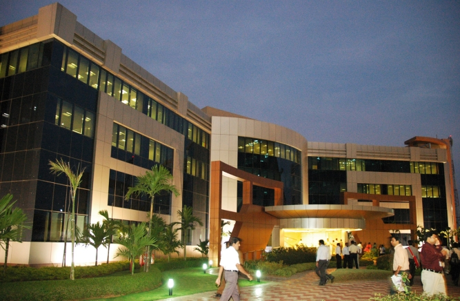 Cognizant's office in Chennai