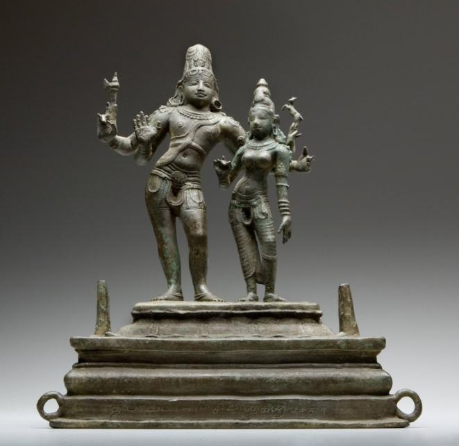 The Alingana Murthy bronze