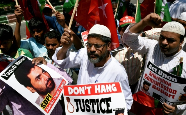 Yakub Memon's Hanging: The Reactions