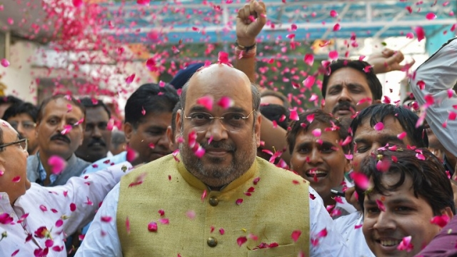 Morning Brief: Gujarat Polls A Battle Of Pride, Says Amit Shah; Trump Seeks End To Chain Migration