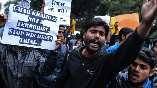 Political And Religious Discrimination At JNU And How Students Are Lured