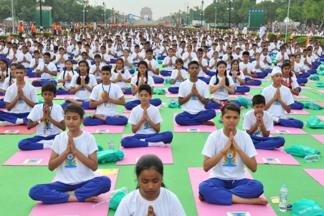 World Yoga Day: Losers And Moaners