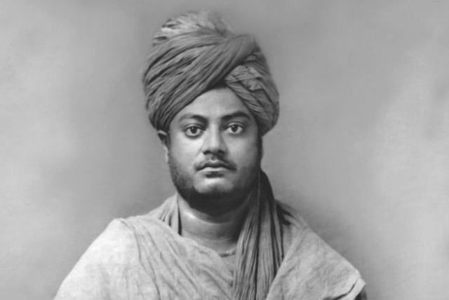 Swami Vivekananda, a proud Hindu with a universal appeal.