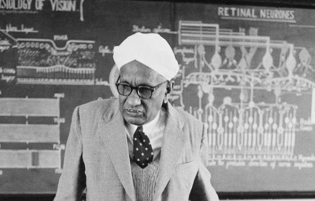 From the Archives: Sir C.V. Raman
