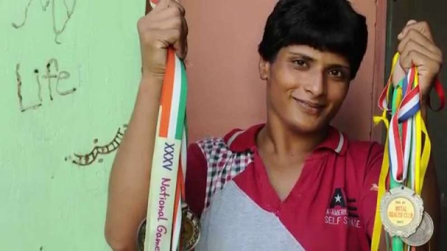 Child Bride Turned Wrestling Prodigy: You Don't Want To Mess With Neetu Sarkar