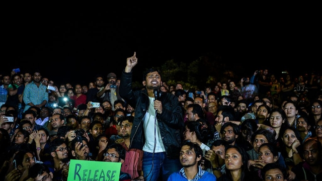 Why Create False Revolutionaries? The Other Side Of Kanhaiya Kumar