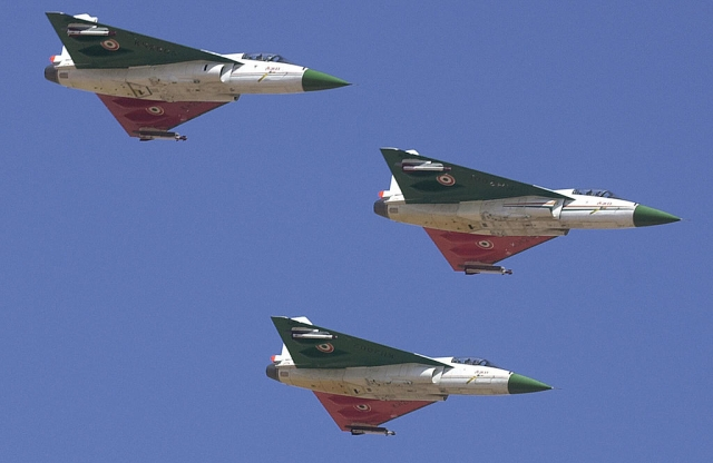 Meaning And Message Of Building Fighter Jets In India