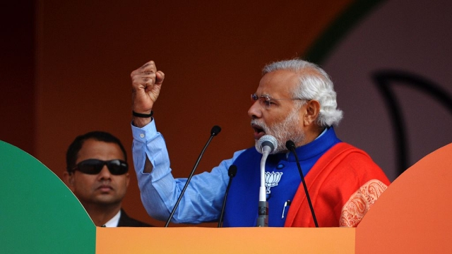 """PM Modi Takes A Swing At Rahul, Asks Where The """"Economist Propagating Grand Stupid Thought"""" Emerged From"""