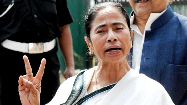Now, Mamata Wants To Work With CPI-M To 'Save The Country'