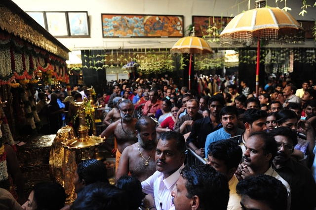 The Continuing Decline Of Hindus In Kerala