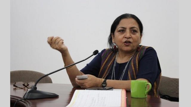 JNU Manufactures Outrage Over Madhu Kishwar's Appointment To  Academic Council; So What's New?