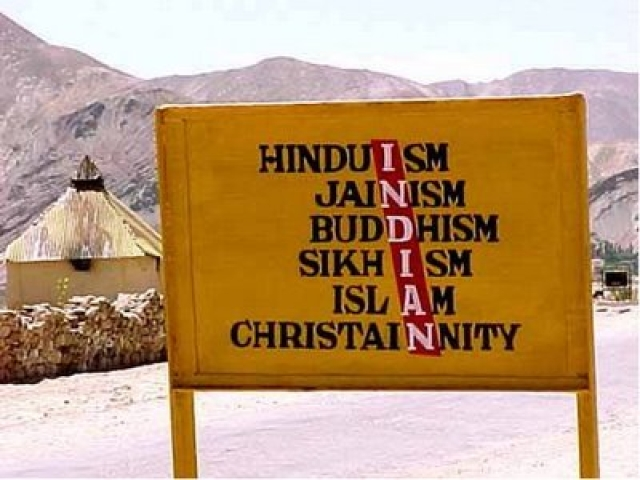 Secularism in India, a historical perspective