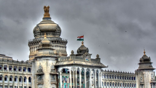 President Kovind To Address Karnataka Legislature To Mark Sixty Years Of The Vidhana Soudha
