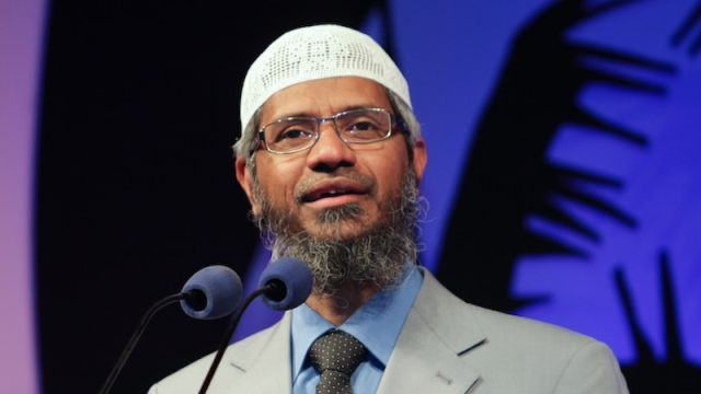 Malaysia Refuses To Revoke Naik's Permanent Residency Status, Says He Will Be Sent Back If India Asks