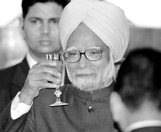 Manmohan Singh (YOSHIKAZU TSUNO/AFP/Getty Images)