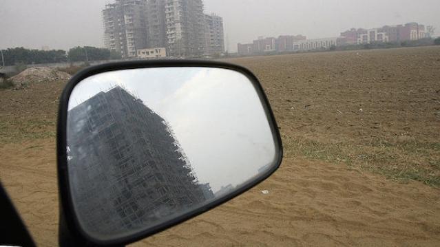 Land Prices In Delhi, Mumbai Falling As  Laws Of Economics Assert Themselves