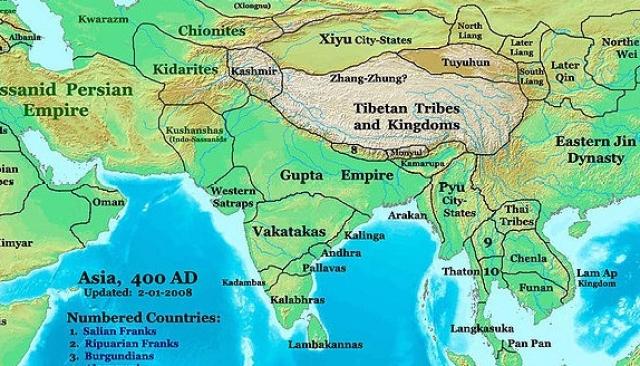 Uttarapath And Dakshinapath: The Great Trade Routes Of Jambudwipa