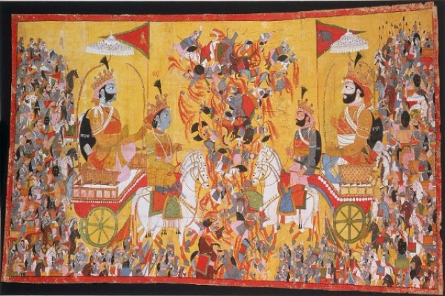 Mahabharata: Reading Between The Footnotes Of The 'Critical Edition'