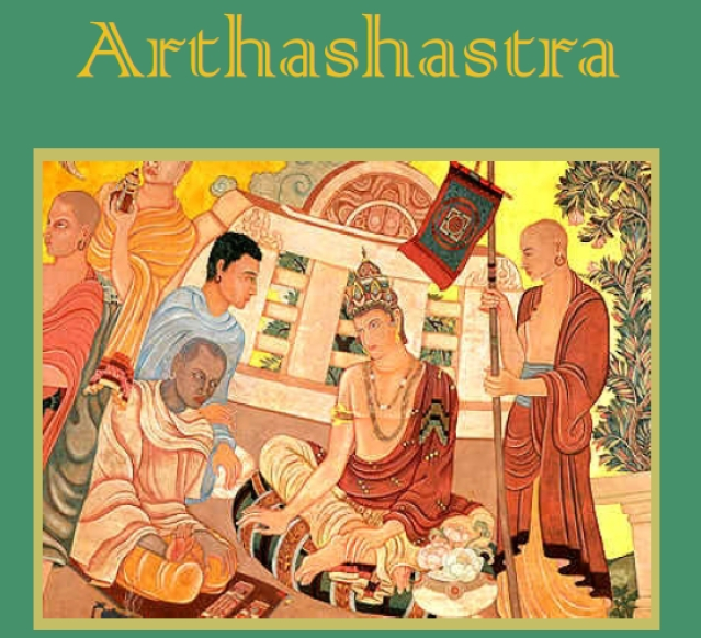 Extracts From The Arthashastra: A Mauryan Budget