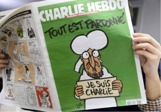 Photo: Charlie Hebdo