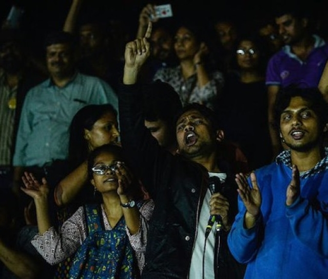 I'm Joint Sec, JNUSU, And This Is What's At The Heart Of The JNU Unrest