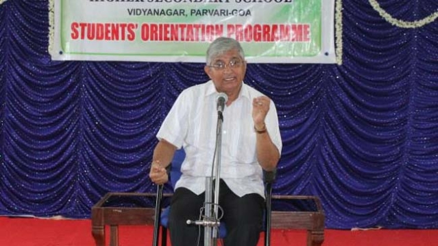 BJP's Soft Bigotry In Education: The Real Story Behind Sacking Of RSS Goa Chief