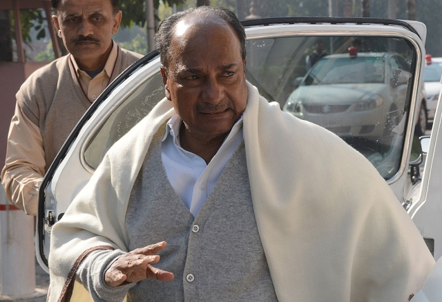 Why AK Antony Should Be The Last Person On Earth To Criticise The Rafale Deal