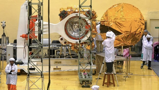ISRO Is Amping Up Private Participation In Building Its Satellites