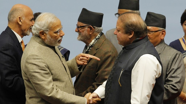 Indo-Pak In 2017: Less Action At LOC; New Alliances In Afghanistan; BJP-PDP Need To Buckle Down