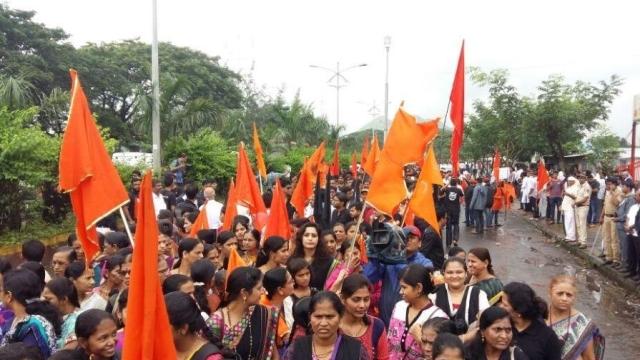 Falling Over Backwards (Marathas & Reservation)