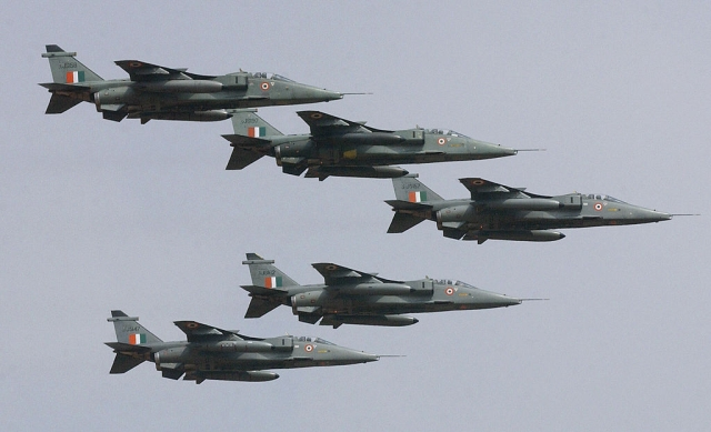 Indian Air Force Clears Upgraded Jaguar Fighters For Initial Operations