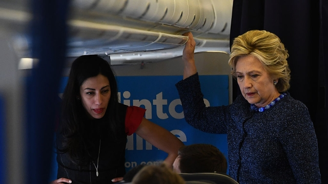 New FBI Enquiry Takes Us Back Into The Sketchy Past Of Clinton, Her Top Aide And The Foundation