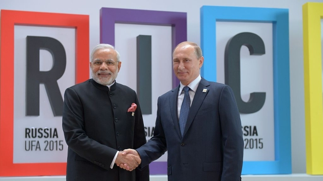 Morning Brief: All Eyes On India-Russia Nuclear Deal; Growth Slows; US Set For Climate Pact Pullout