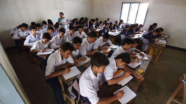 Hindu-Run Schools Buckling Under Right To Education Law