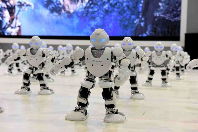 China Makes Giant Strides In Artificial Intelligence With The US Playing Catch Up
