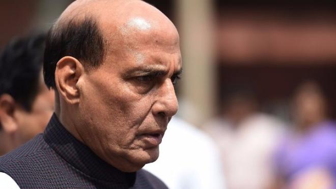 Rajnath Singh (PRAKASH SINGH/AFP/Getty Images)