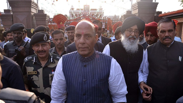 Border With Pakistan To Be Sealed By 2018: Rajnath Singh