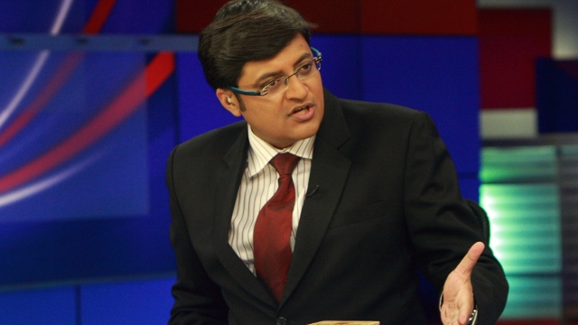 Maybe, The English Media Pond Is Too Small For a Big Fish Like Arnab Goswami