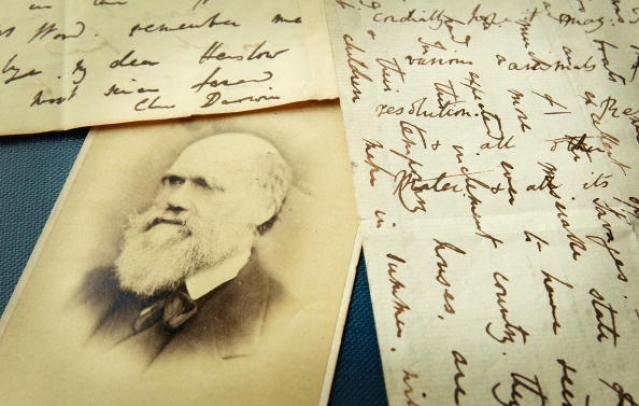 This Day, 156 Years Ago, 'The Origin Of Species...'  Was Published And Humanity's View Of Itself Changed Forever