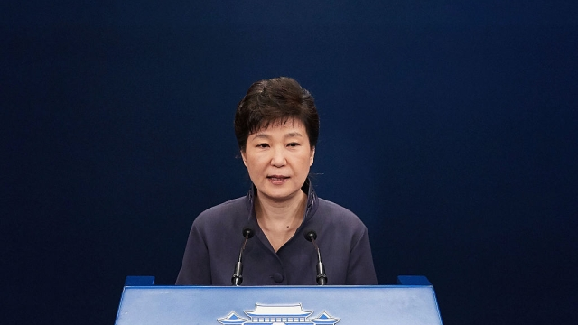 Could This Be The Beginning Of The End Of Park Geun-Hye's Presidency?
