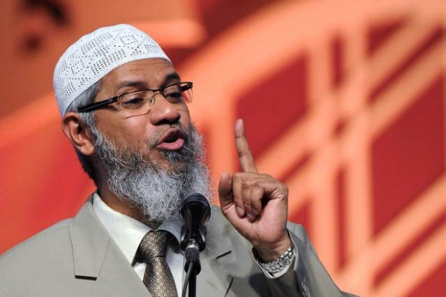 Tamil Hindus In Malaysia Protest As Islamist Preacher Zakir Naik Seeks Citizenship Of The Country