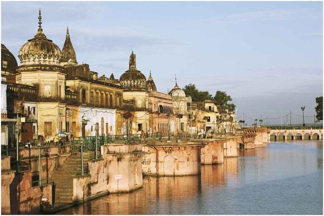 Ram Paidi Ayodhya (Ramnath Bhat/Wikimedia Commons)