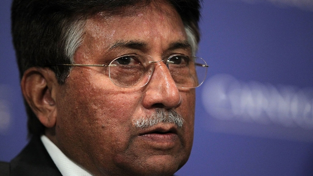 General Raheel Sharif Helped Me In Leaving Pakistan: Musharraf