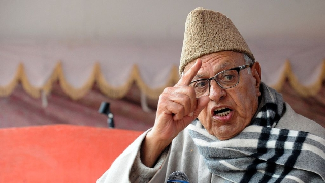 Farooq Abdullah Glorifies Terrorists, Says Kashmiris Joining Militancy Are 'Sacrificing Lives For Freedom'