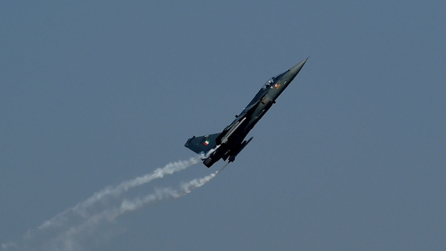 US Air Force Chief Flies Made-In-India Tejas Aircraft