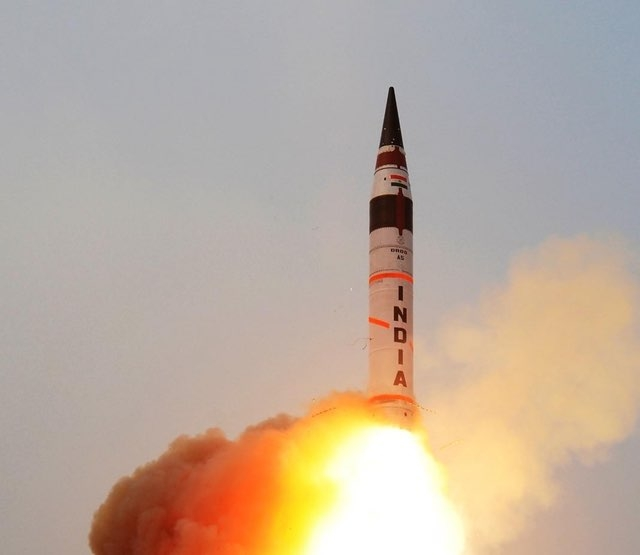 A Game-Changer: Agni-V Marks A Shift In India's Nuclear Deployment Strategy